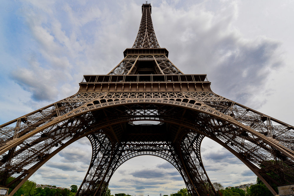 The Eiffel Tower, France