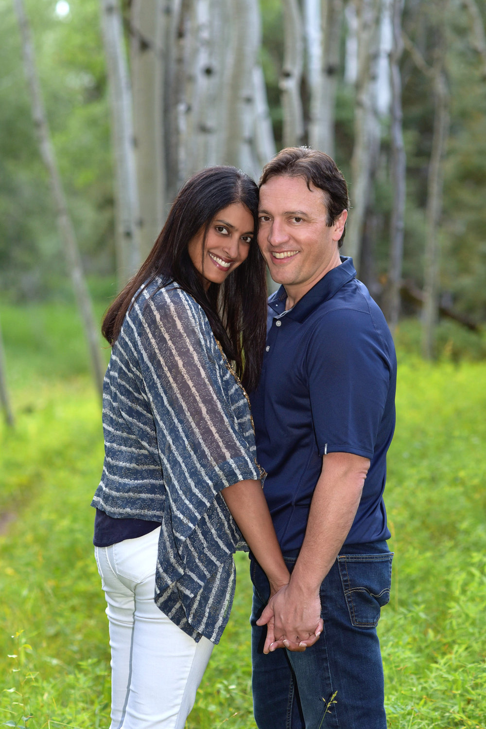 Ryan & Deena in Telluride, CO