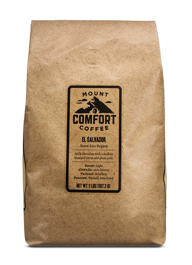 Find the Mount Comfort Coffee retailer nearest you.
