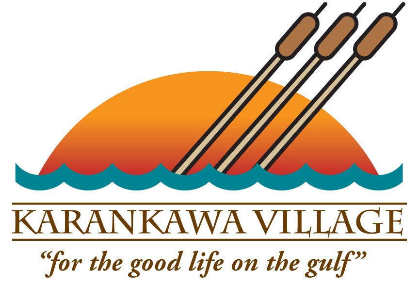 Karankawa Village logo