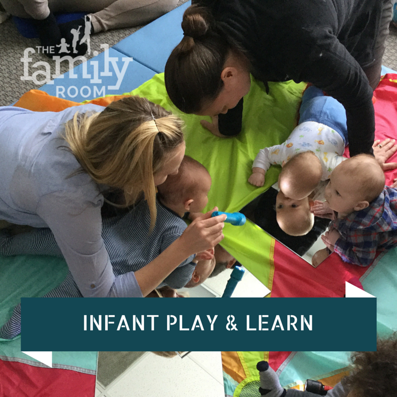Infant Play & Learn: Pre-movers