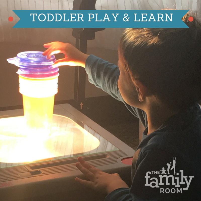 Toddler Play & Learn
