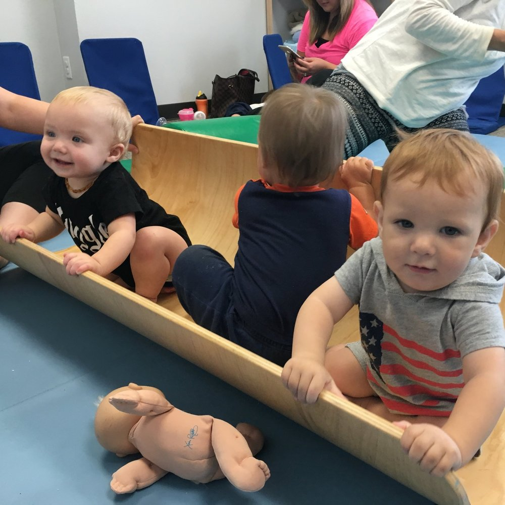 Infant Play & Learn: Crawlers