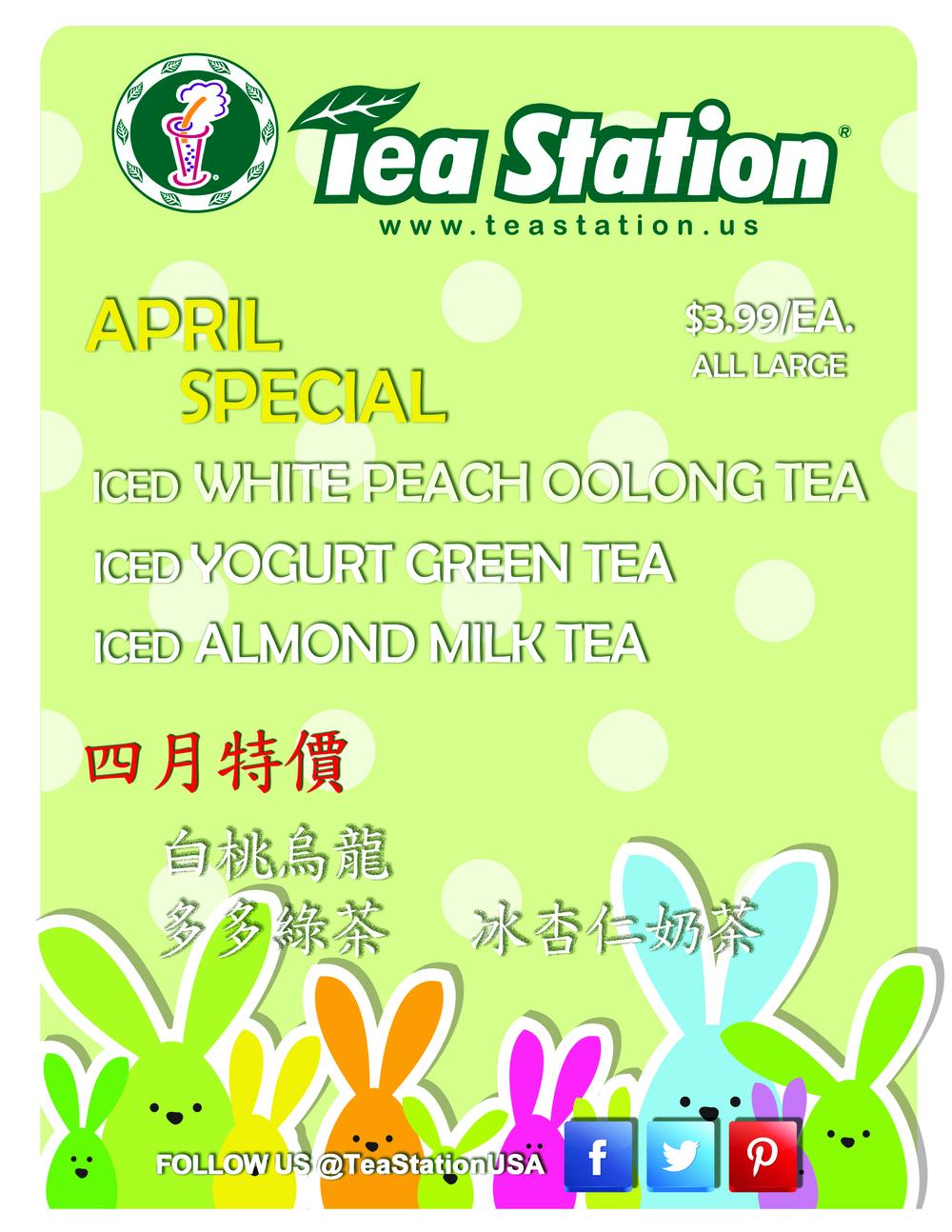 Specials April 2014