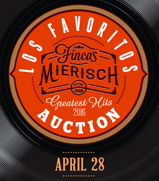 Los Favoritos Auction 2014