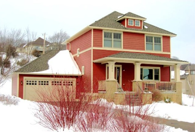 2273 Langston Court Northeast - St Michael, MN 55376  Represented Buyer  Listing & Photo Courtesy of Coldwell Banker Burnet