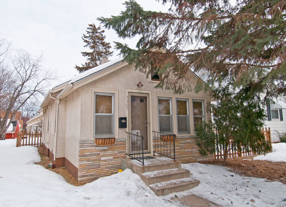 5305 46th Avenue South - Minneapolis, MN 55417  Represented Buyer  Listing Courtesy of Edina Realty