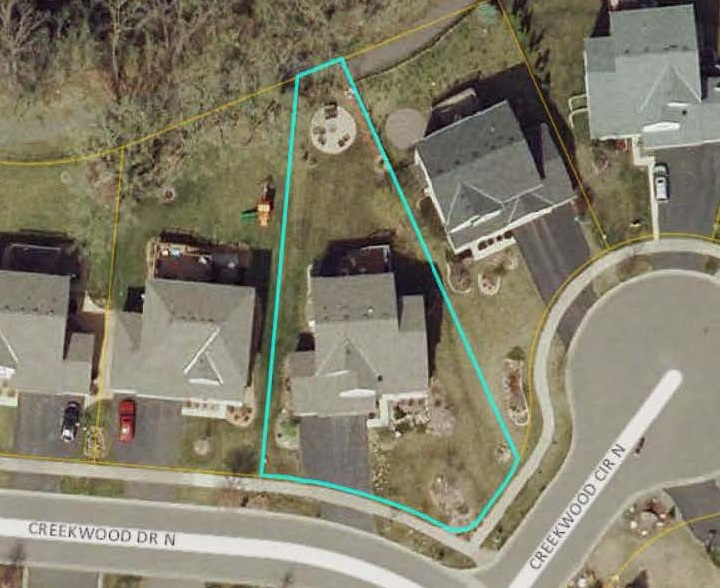 975 Creekwood Drive North - Champlin, MN 55316  Represented Buyer