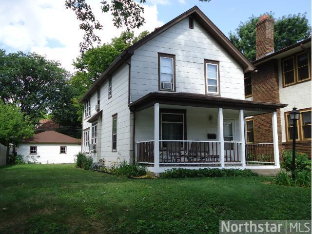 3330 Humboldt Avenue South - Minneapolis, MN 55408  Represented Buyer  Listing & Photo Courtesy of Edina Realty