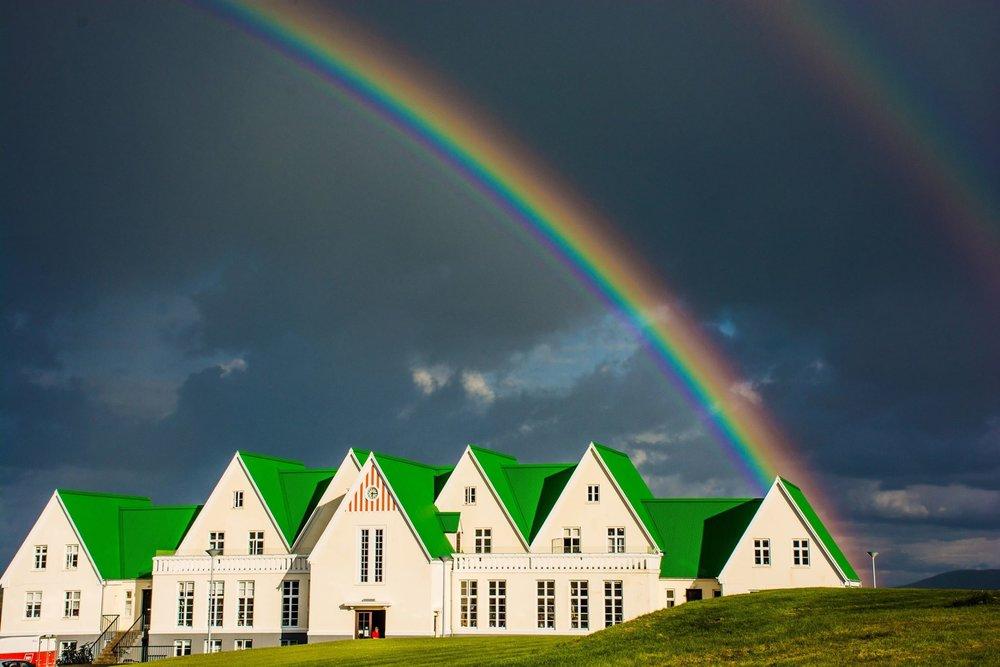 Héraðsskólinn Guesthouse in Iceland