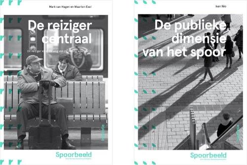 Spoorbeeld publications (image courtesy of Bureau Spoorbouwmeester)