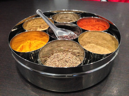 Our spice tins are proving very popular this Christmas - you can pick one up, loaded with Bindi's favourite seasonings for £11.99 at the restaurant