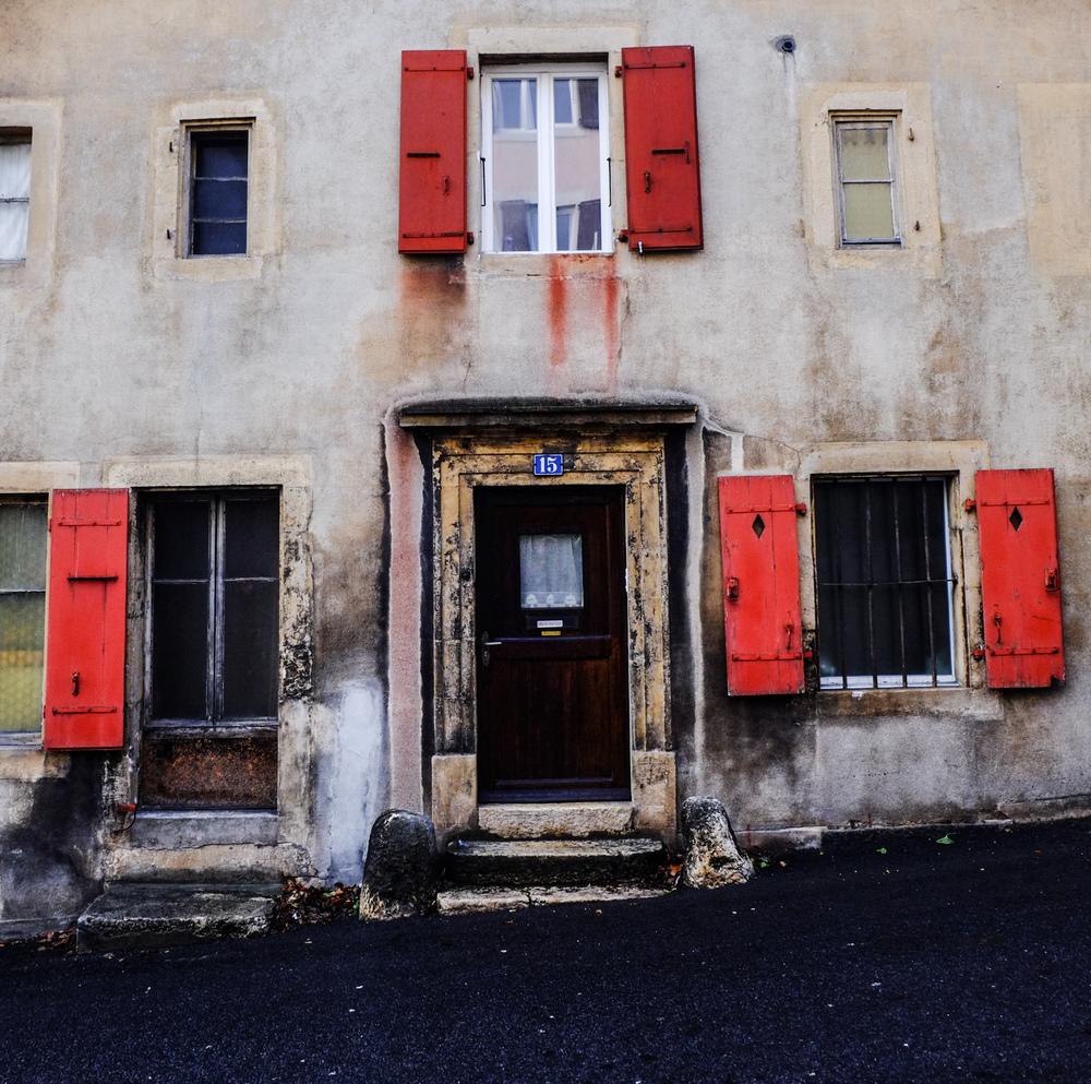 House at Plan, Neuchâtel