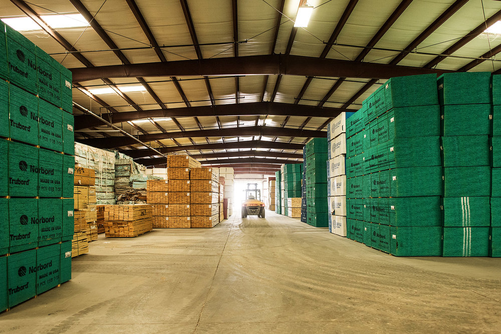 Contract Lumber - Oakwood, GA
