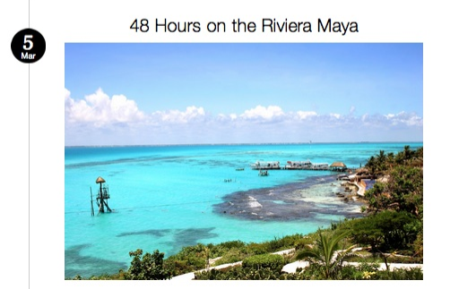 48 Hours on the Riviera Maya