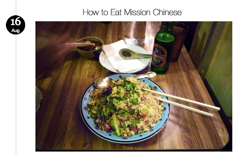 How to Eat Mission Chinese