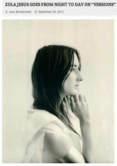 Zola Jesus Interview