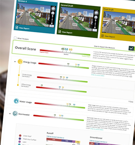 PlanIt Impact Architecture Reporting Tool