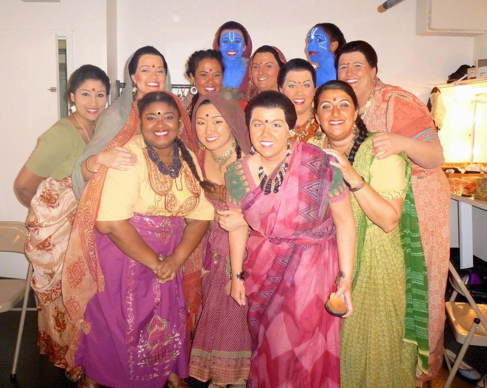 The Ladies of Pearl Fishers