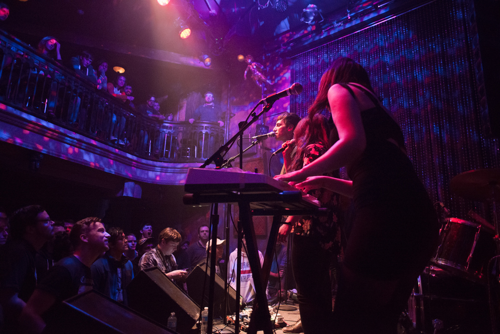 The Pains of Being Pure at Heart at Johnny Brenda's