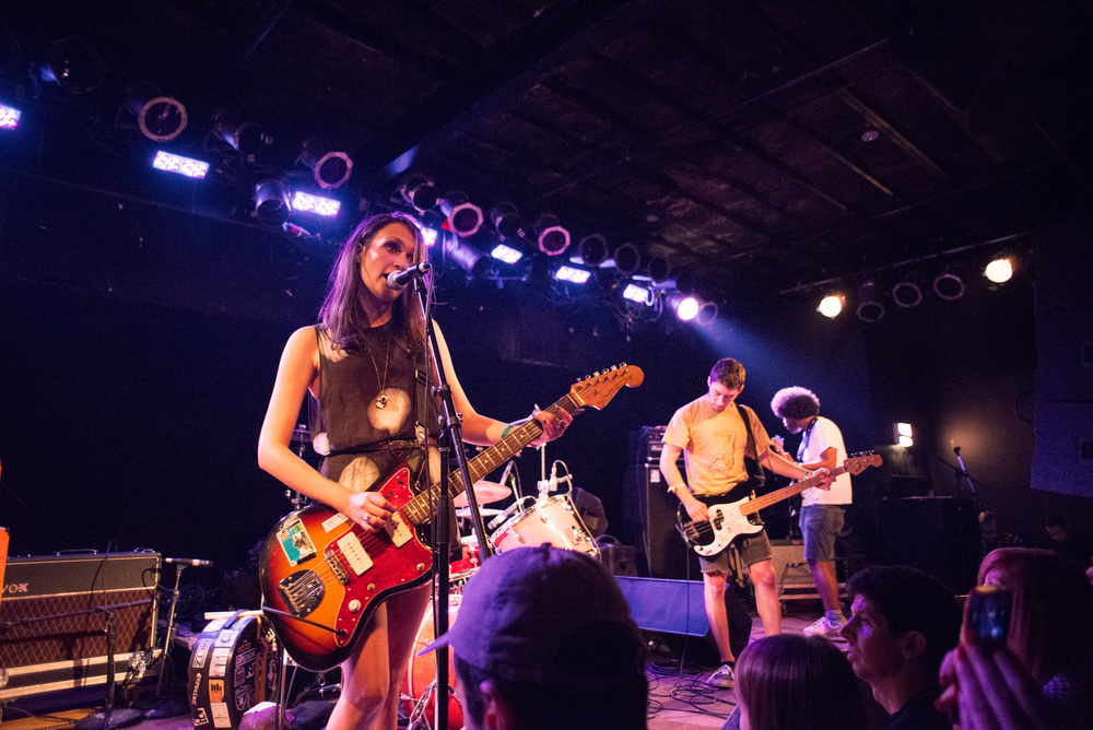 Speedy Ortiz at Bottom Lounge