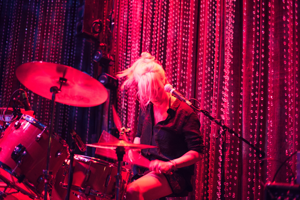 Ex Hex at Johnny Brenda's