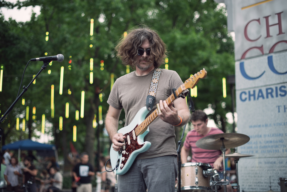 Chris Forsyth at Spruce Street Harbor Park
