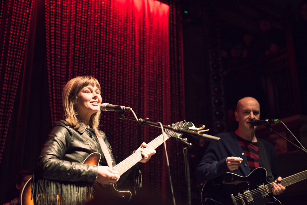 The Vaselines at Johnny Brenda's