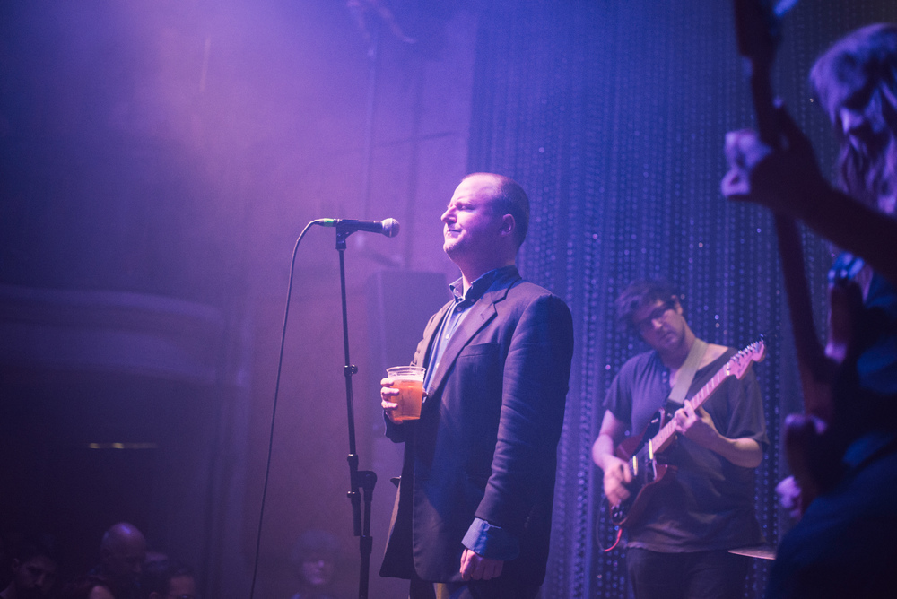 Protomartyr at Johnny Brenda's at JB's