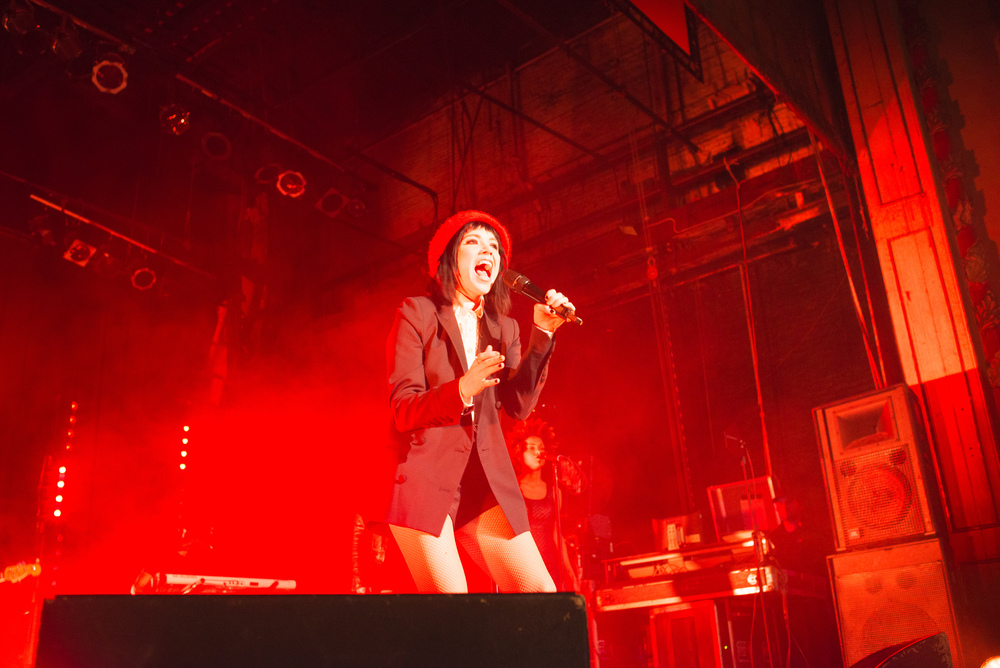 Carly Rae Jepsen at The Troc