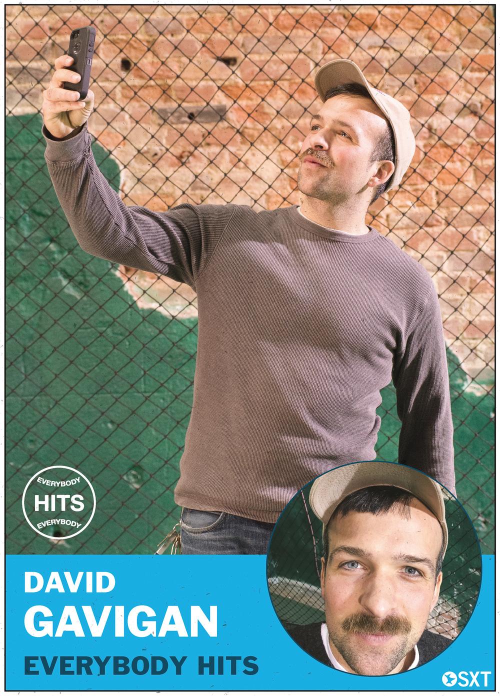 David Gavigan of Everybody Hits