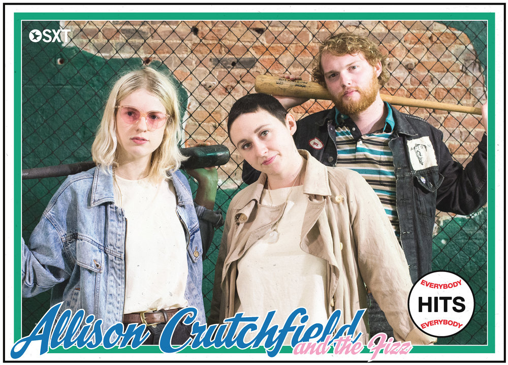 Allison Crutchfield and the Fizz