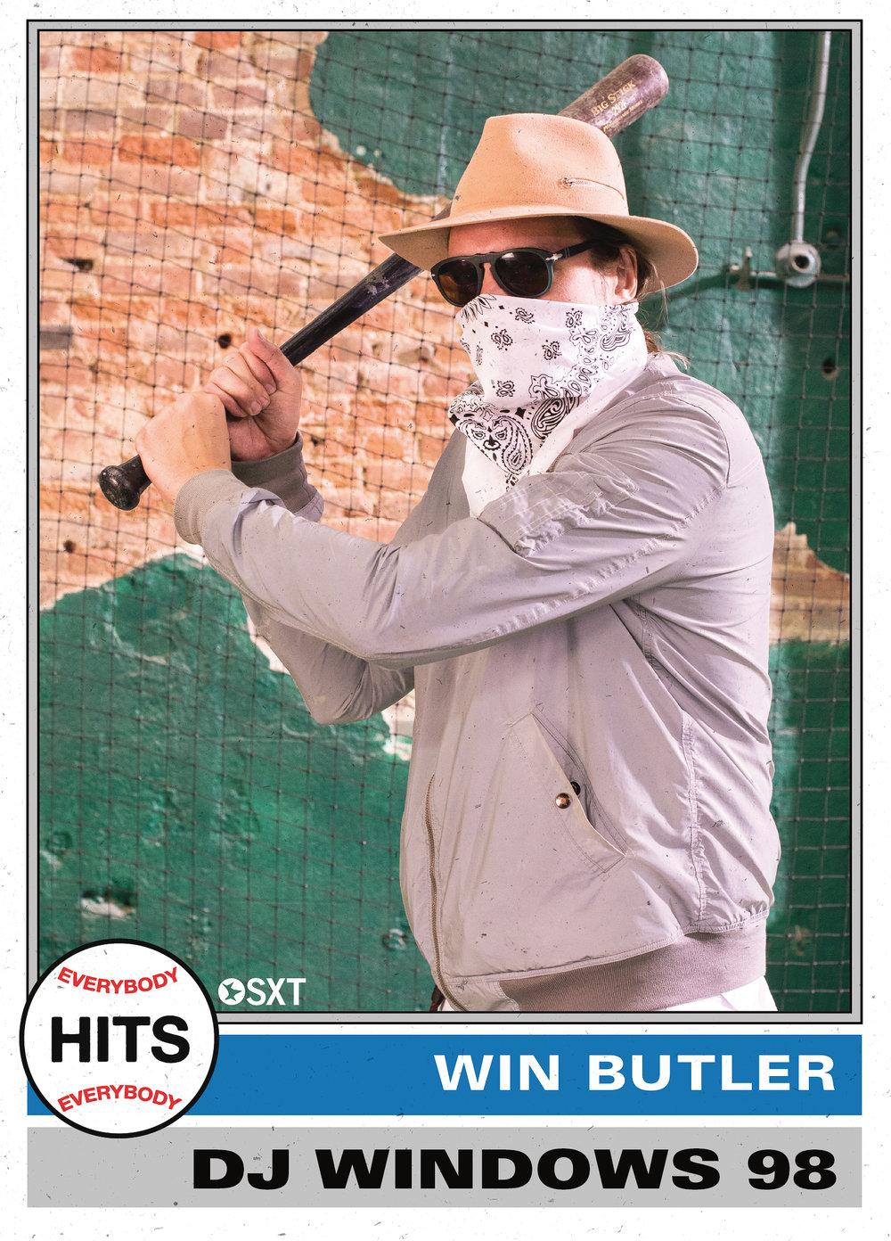 Win Butler