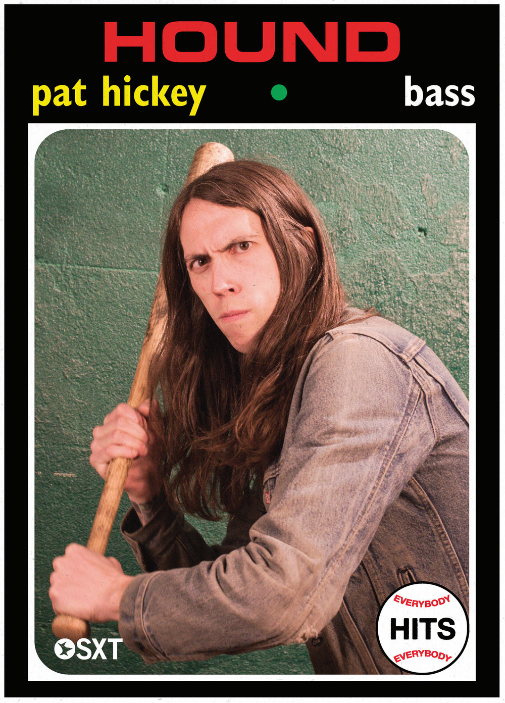 Pat Hickey of Hound