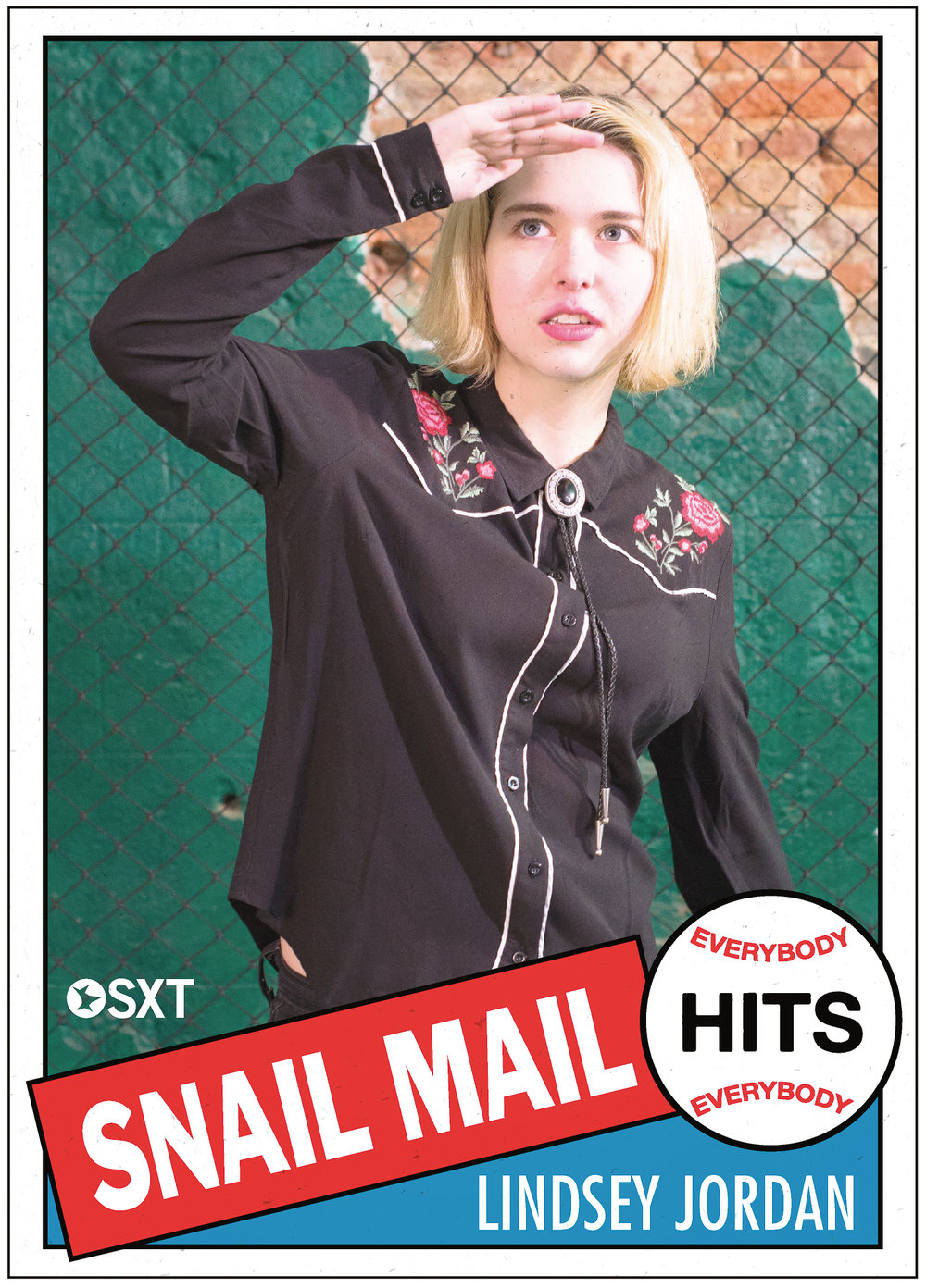 Lindsey Jordan of Snail Mail