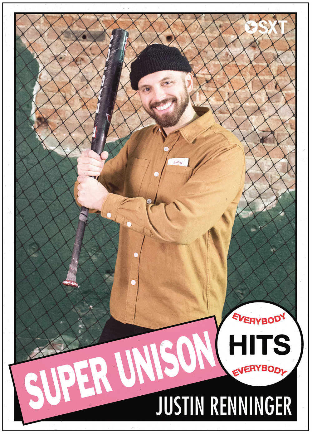 Justin Renninger of Super Unison