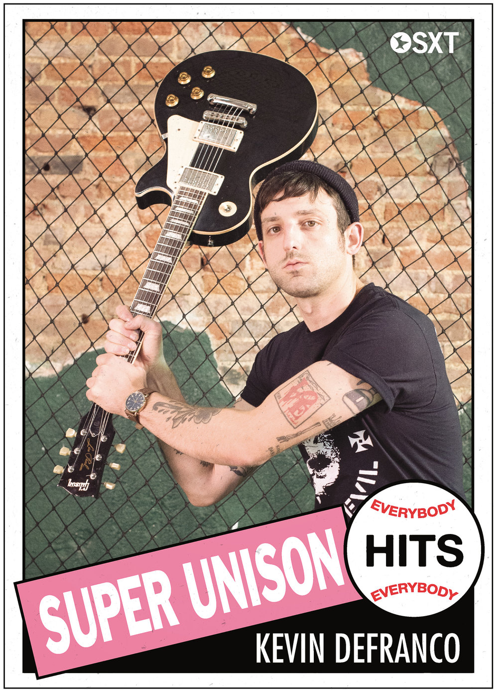 Kevin DeFranco of Super Unison