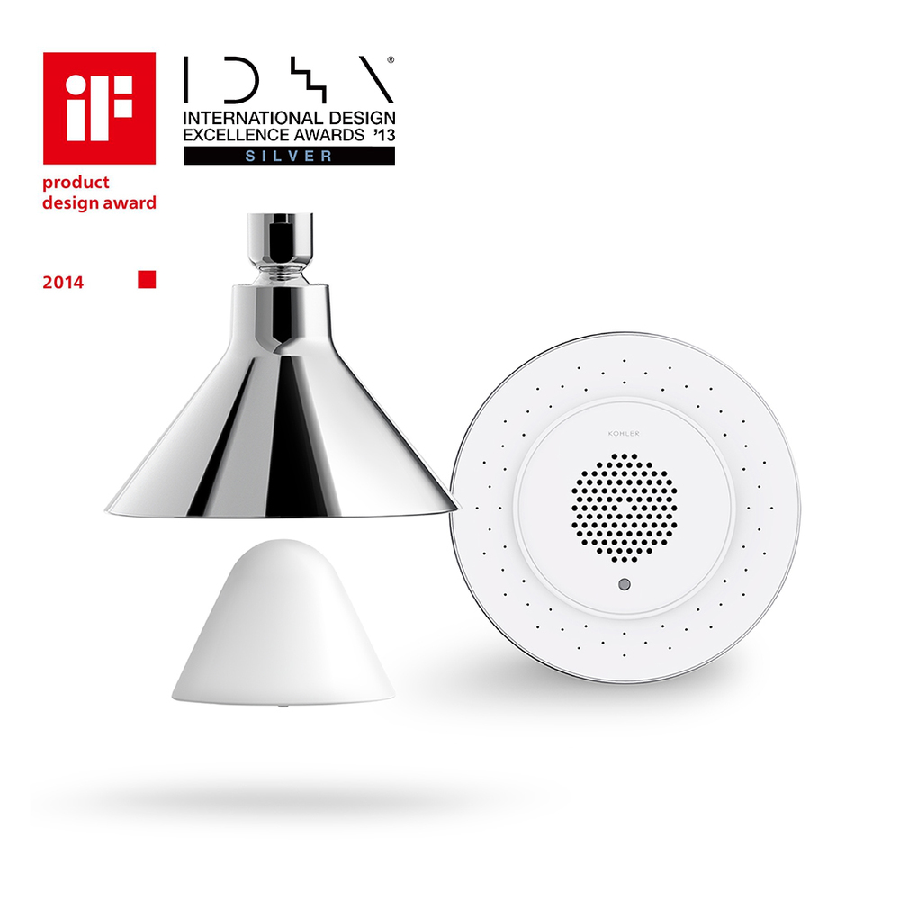 Kloop Studio - Kohler Moxie Showerhead - Ken Hanna_ IDEA iF award.jpg