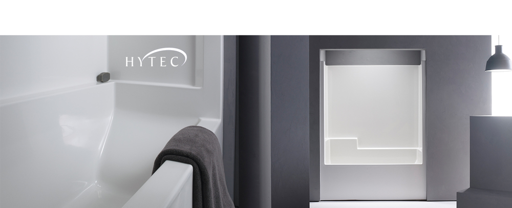 Hytec Bathcove Tub | Shower - Kloop Studio
