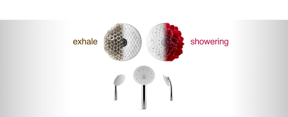 Kohler Exhale Showering - Kloop Studio