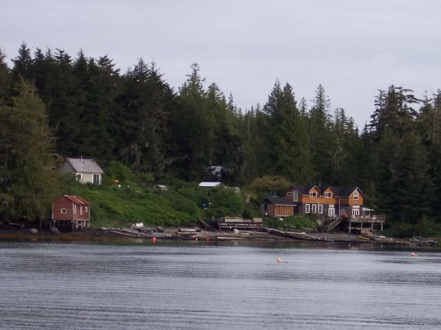 Island villages are located throughout the territory, some are inhabited by native peoples.