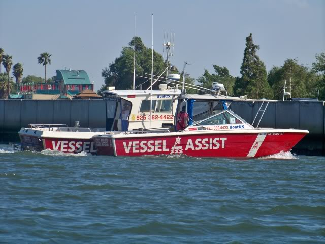 Sometimes even Vessel Assist needs Vessel Assist, program your cell phone with that phone number