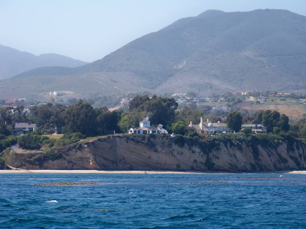 Coastal Malibu