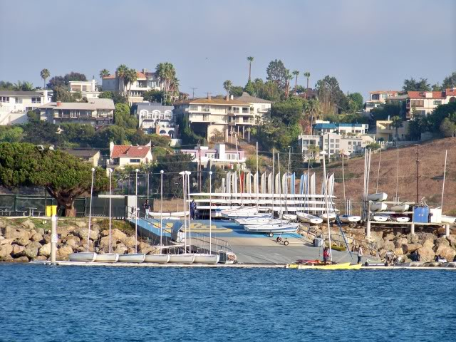 University of California, Los Angeles Sailing School
