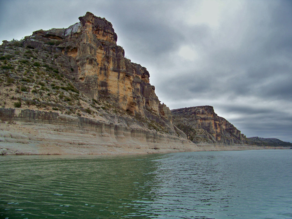 Indian Cliffs Devils River