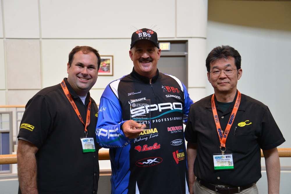 Syd Rives, Bill Siemantel, Kentaro Hara