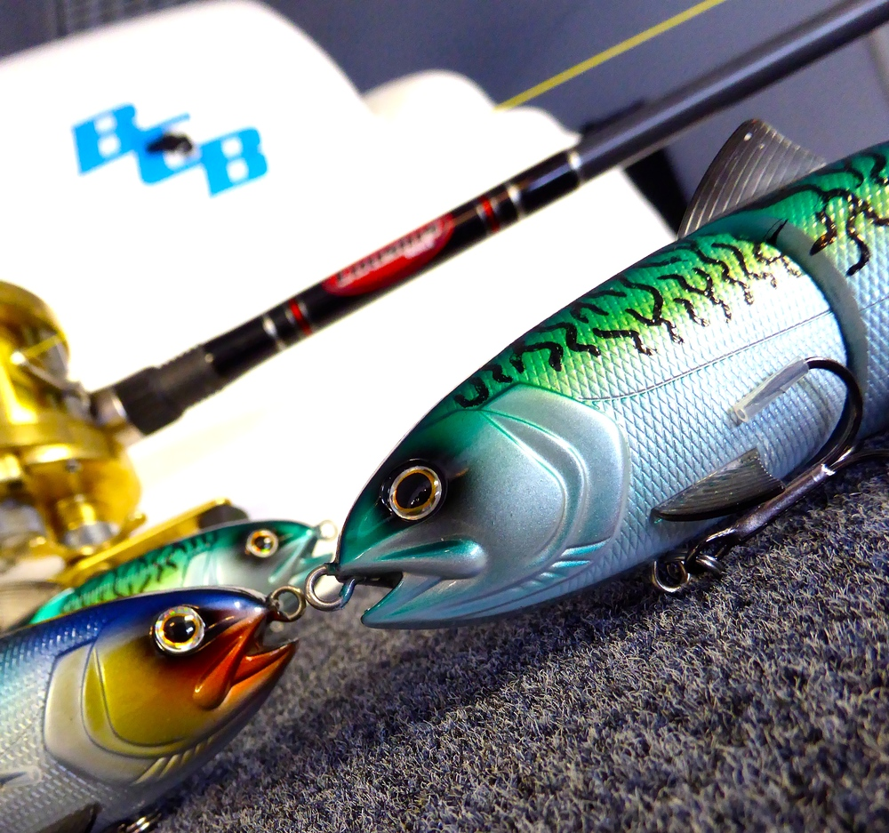 "SPRO 6"" BBZ-1 in Slow Sink ""Mackerel and Sardine"""