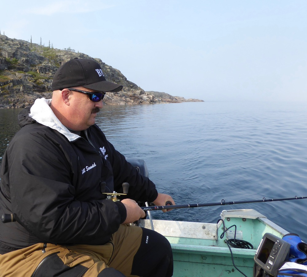 Trolling For Monster Lake Trout In The Arctic Circle