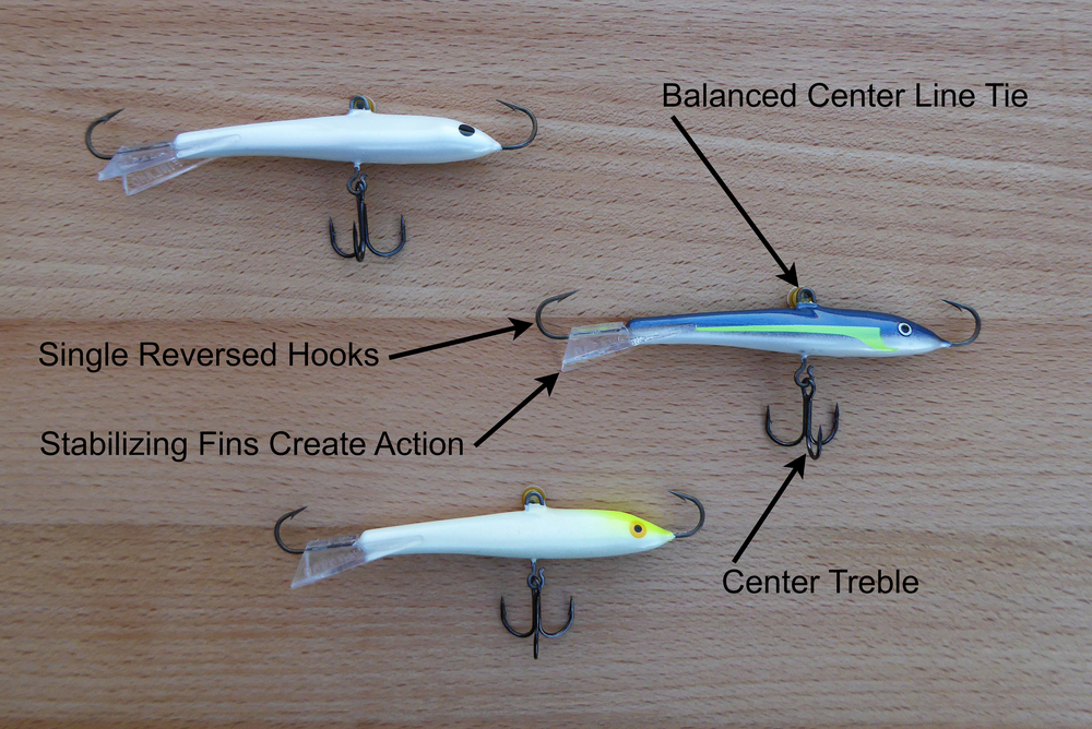 Rapala Jigging Rap W9 7/8 oz. 3.75""