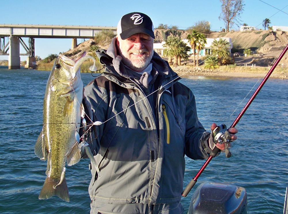 Lake Havasu Arizona Largemouth Bass